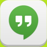 hangouts apple app google ios